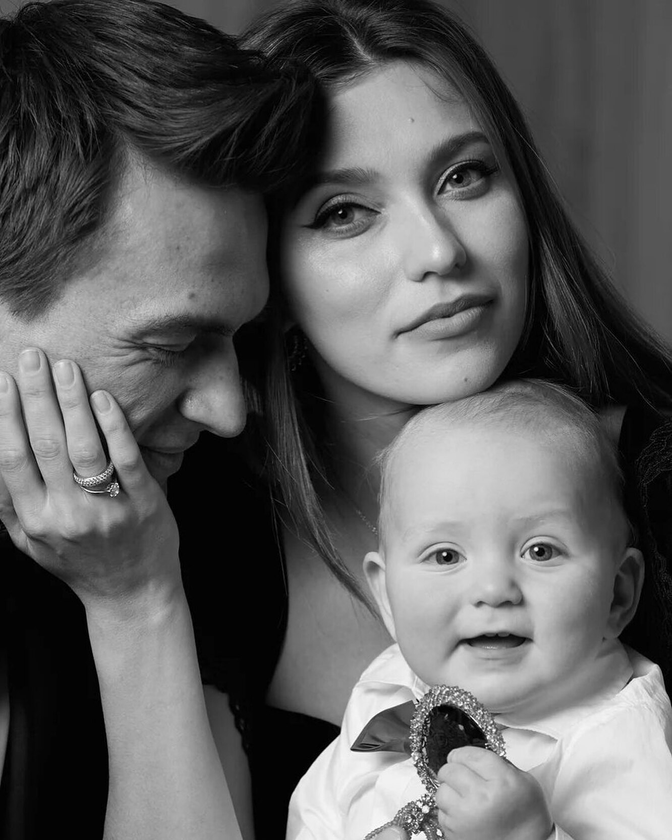 Vlad Topalov dedicated a song to his little son