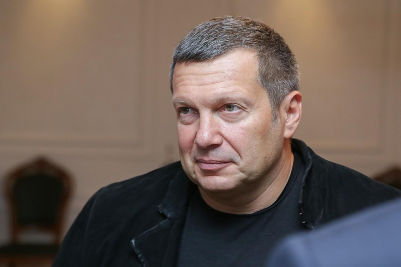 Nikita Dzhigurda came up with an offensive nickname for Vladimir Solovyov