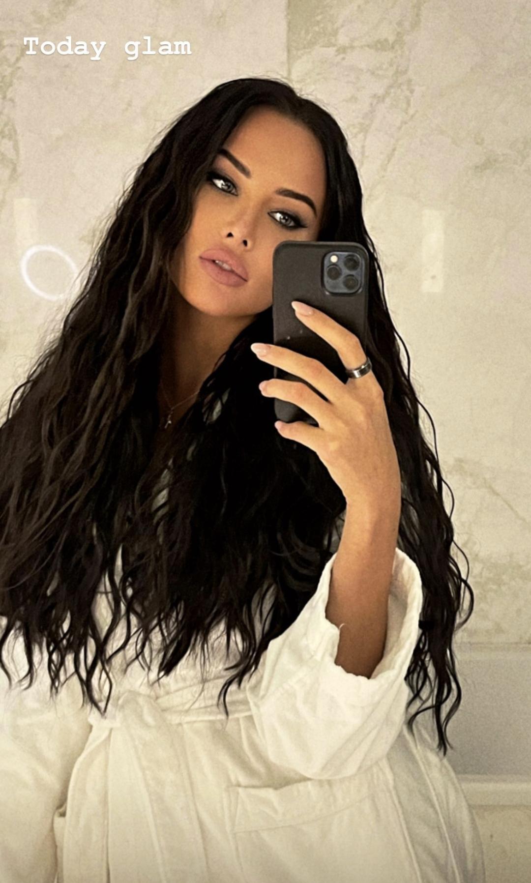 Анастасия Решетова впервые за долгое время сменила причёску