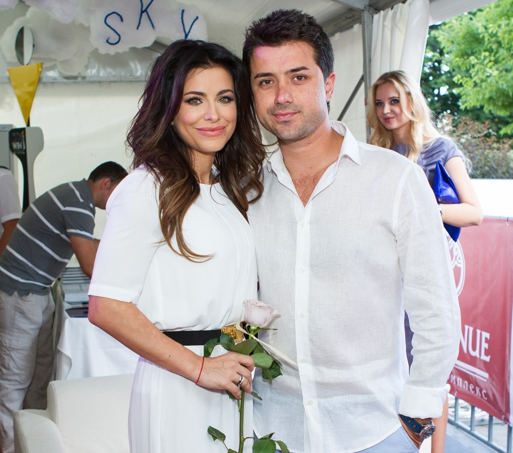 Ani Lorak first told how she survived her husband's infidelity