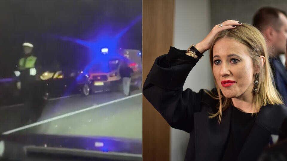 Число погибших в ДТП с автомобилем Ксении Собчак увеличилось, её менеджер вышел на связь с журналистами