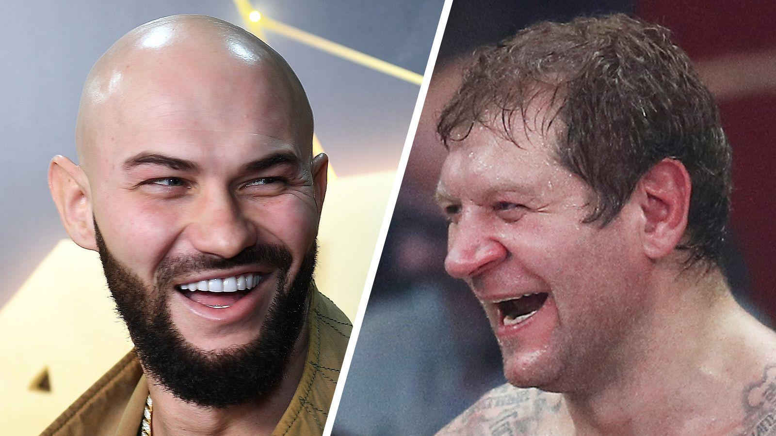 Ramzan Kadyrov wants to fight Alexander Emelianenko and Dzhigan in Grozny
