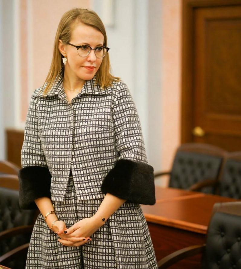 Andrey Cherkasov reproaches Ksenia Sobchak for leaving the accident scene