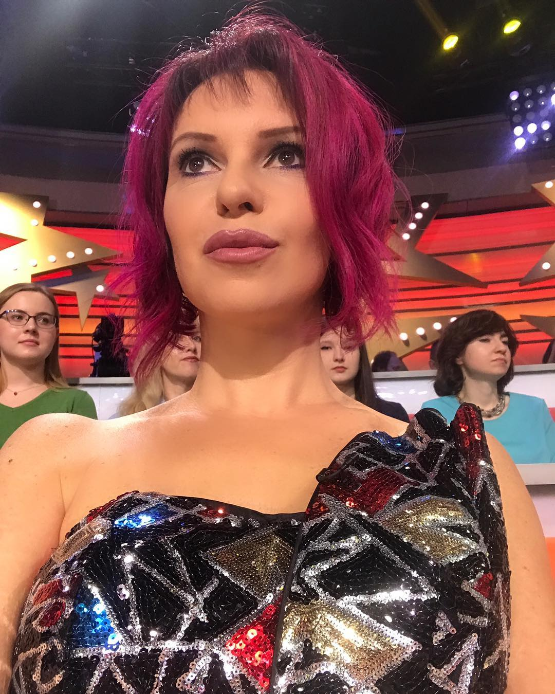 Natalya Shturm complained about her son who does not communicate with her