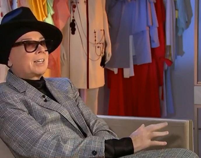 Как выглядит Валентин Юдашкин в день своего 58-летия