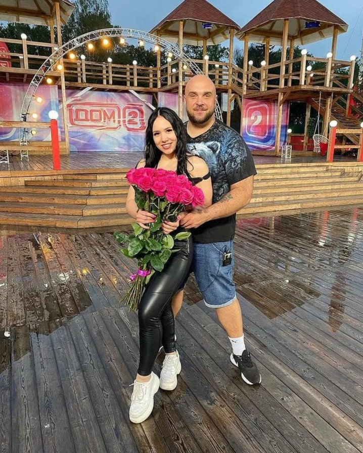 Natalia Roinashvili was delighted that her daughter returned home from the project