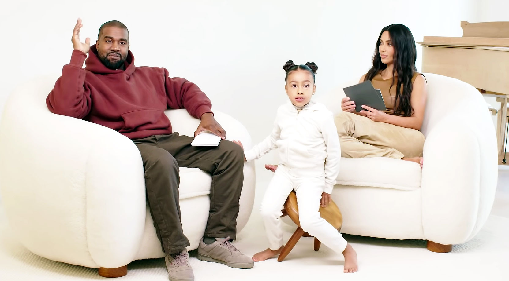 Kim Kardashian bought out their common house from Kanye West